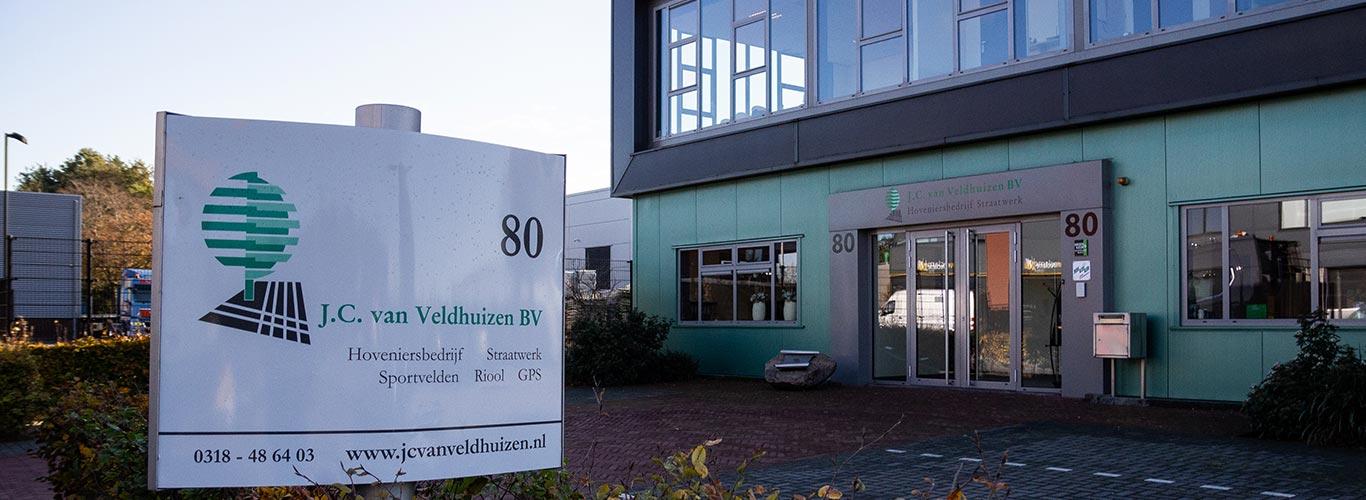 Contact J.C. van Veldhuizen
